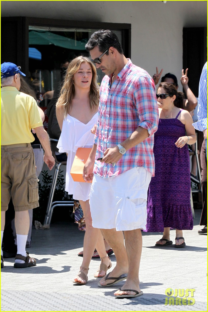 leann rimes eddie cibrian mothers day lunch parents 112869310