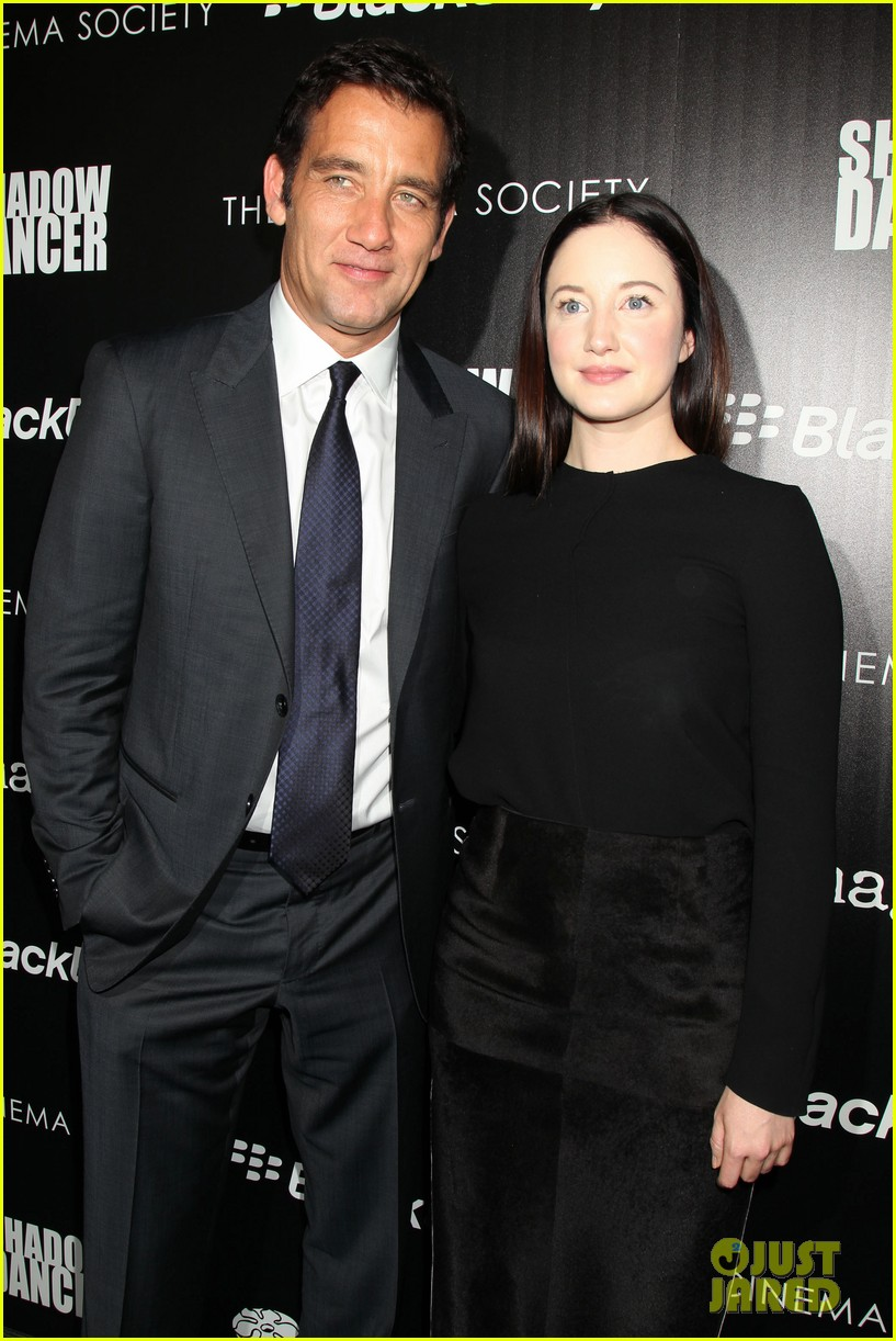 andrea riseborough clive owen shadow dancer screening 022880965
