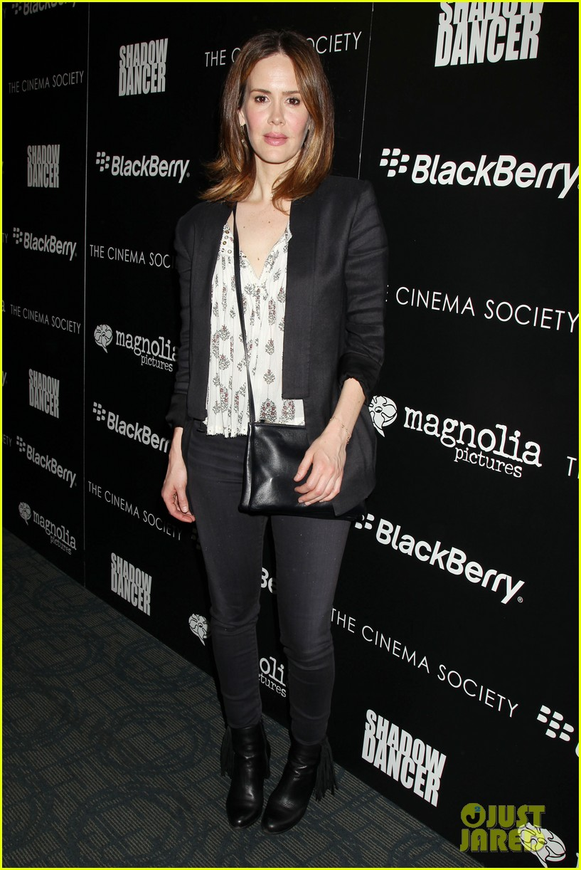 andrea riseborough clive owen shadow dancer screening 052880968