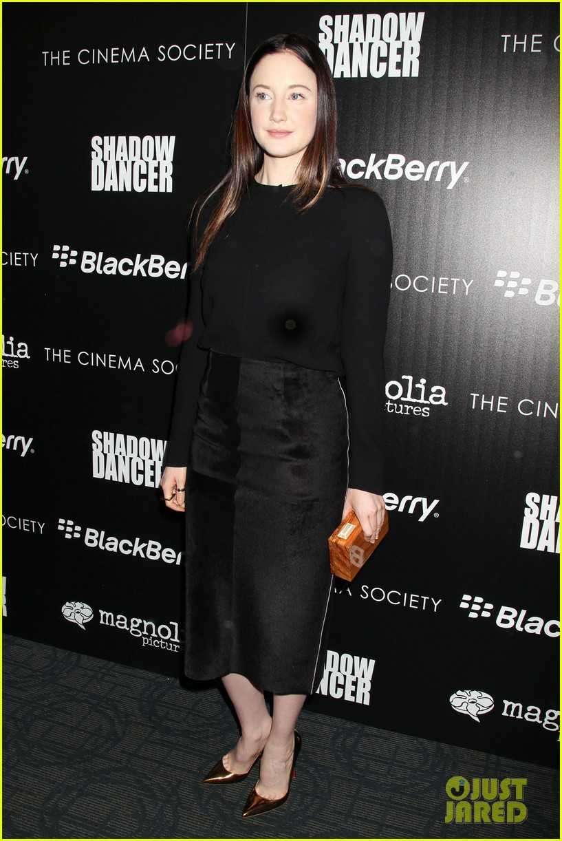 andrea riseborough clive owen shadow dancer screening 07