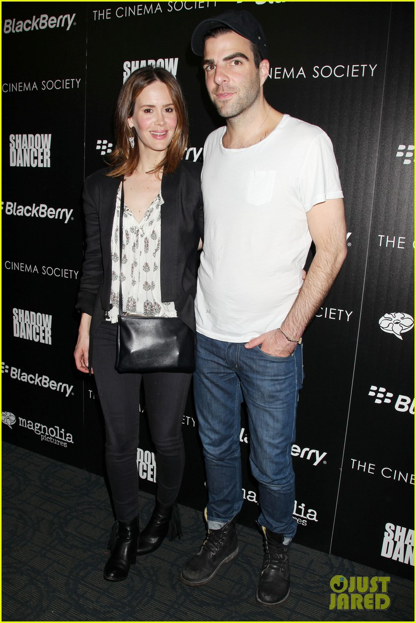 andrea riseborough clive owen shadow dancer screening 19