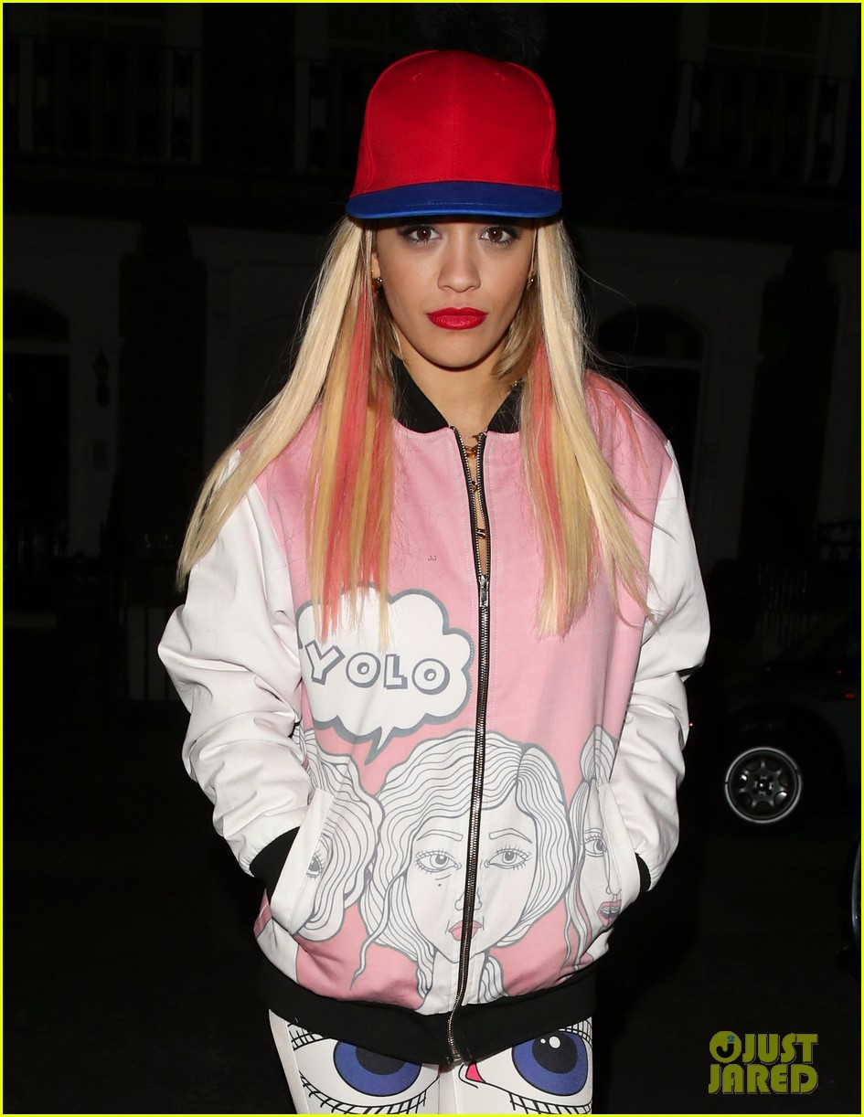 rita ora performs at as one in the park music festival 112878972