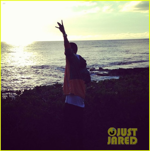 naya rivera talks big sean shares hawaii vacation pics 012868069