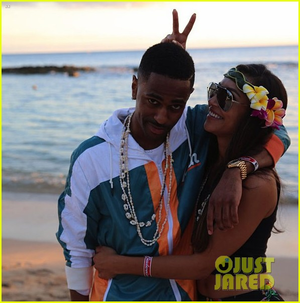naya rivera talks big sean shares hawaii vacation pics 022868070