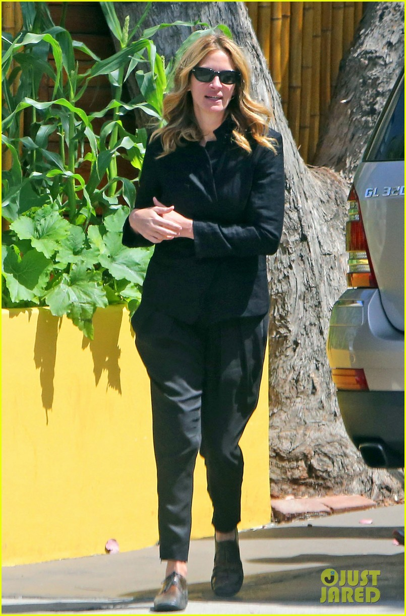 julia roberts natural history museum with son henry 082877794