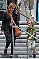 julia roberts natural history museum with son henry 01