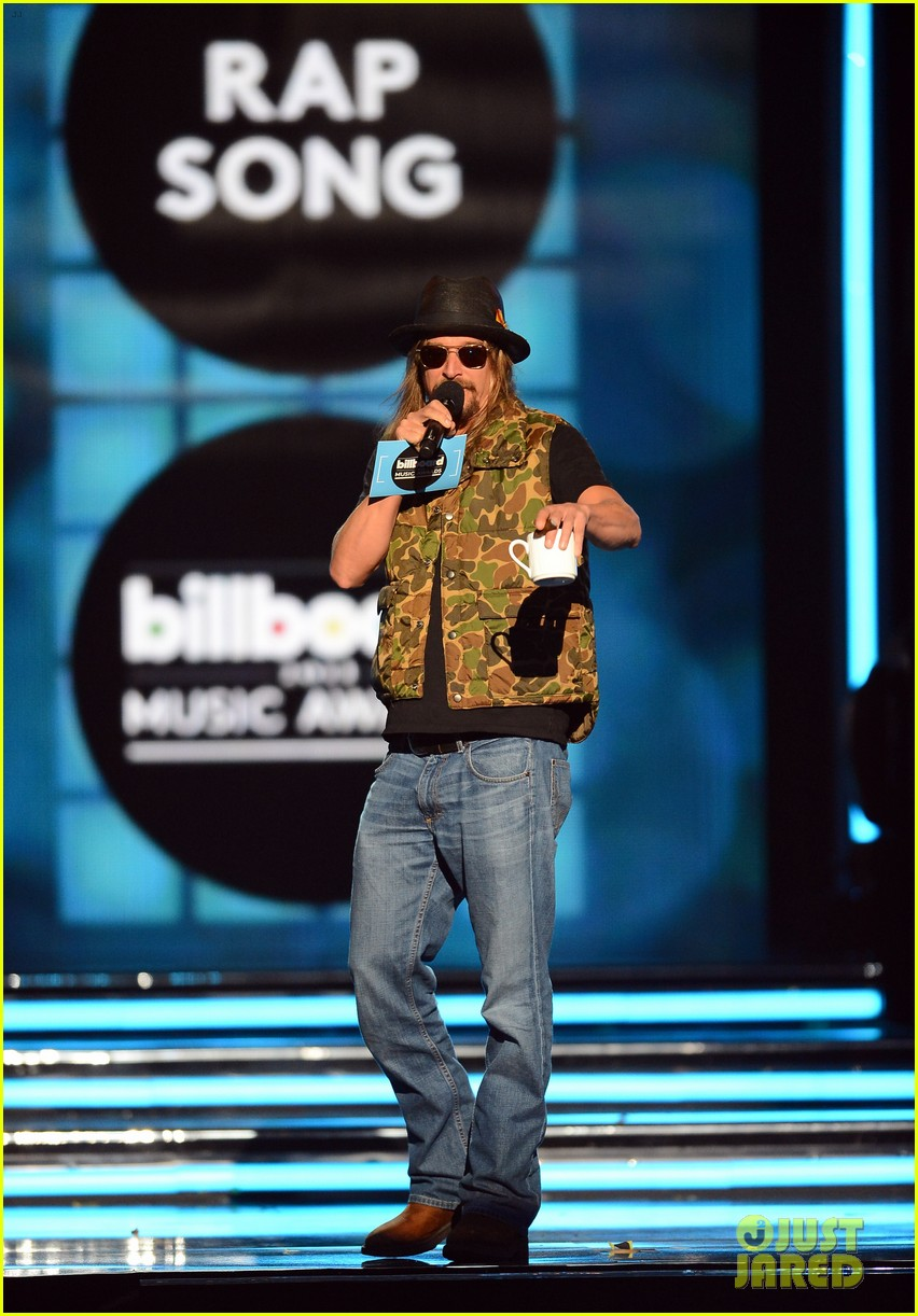 kid rock slams lip syncers at billboard music awards 2013 032874235