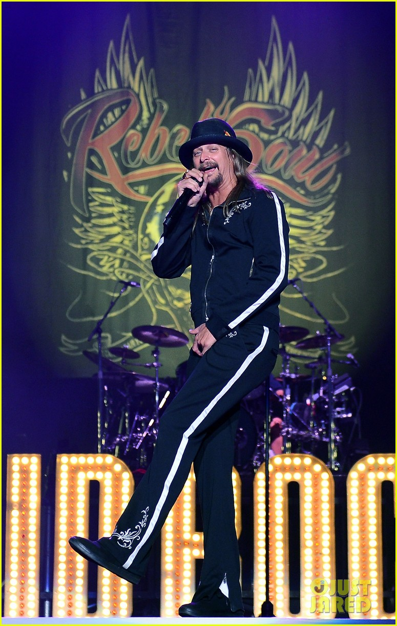kid rock slams lip syncers at billboard music awards 2013 122874244