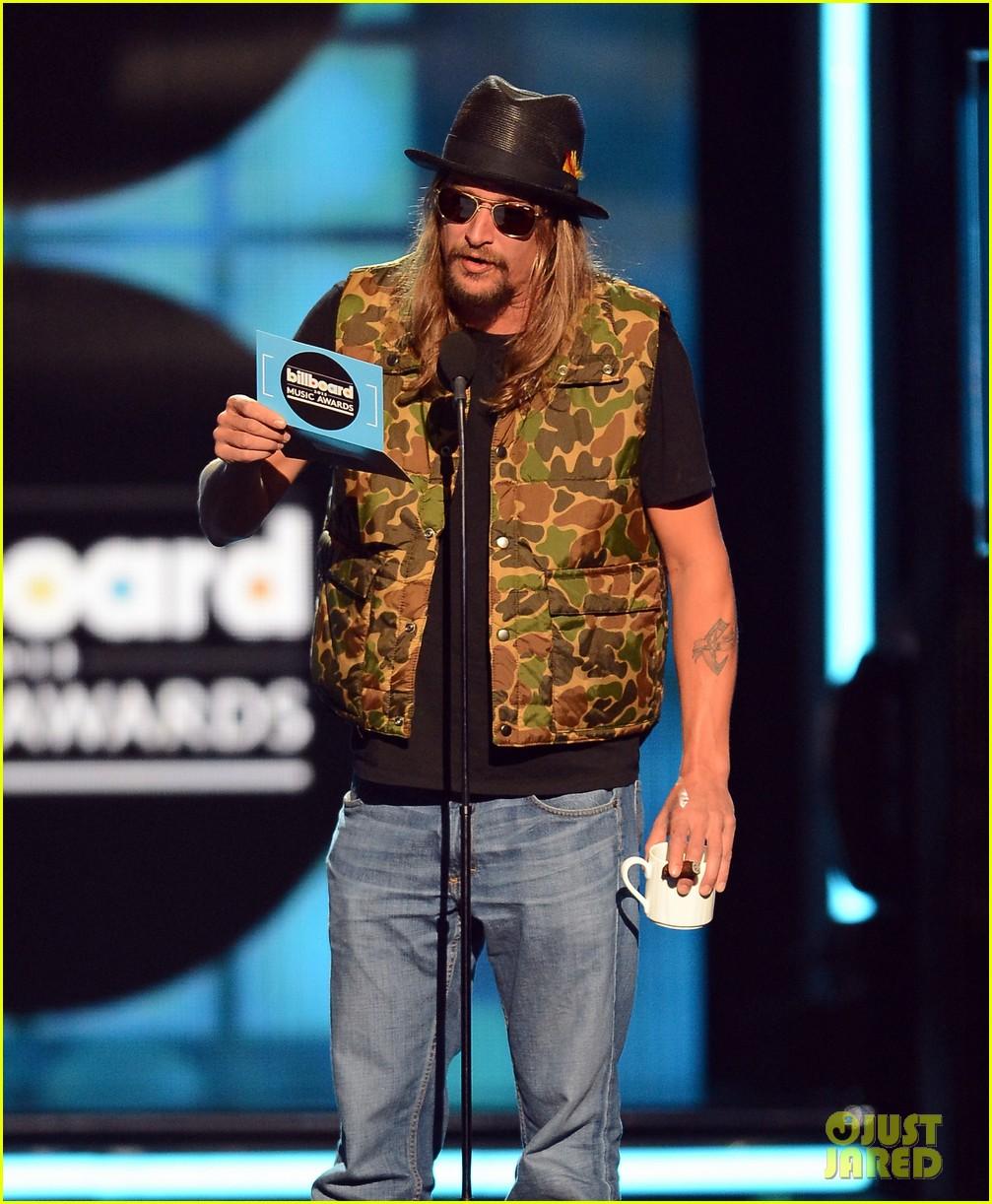 kid rock slams lip syncers at billboard music awards 2013 132874245