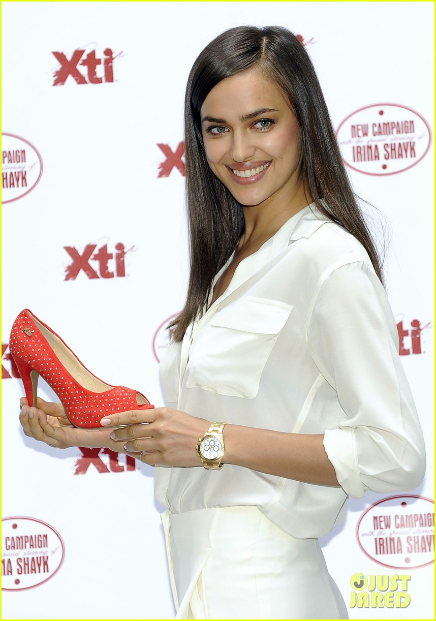 cristiano ronaldo irina shayk madrid open game after xti event 072867894