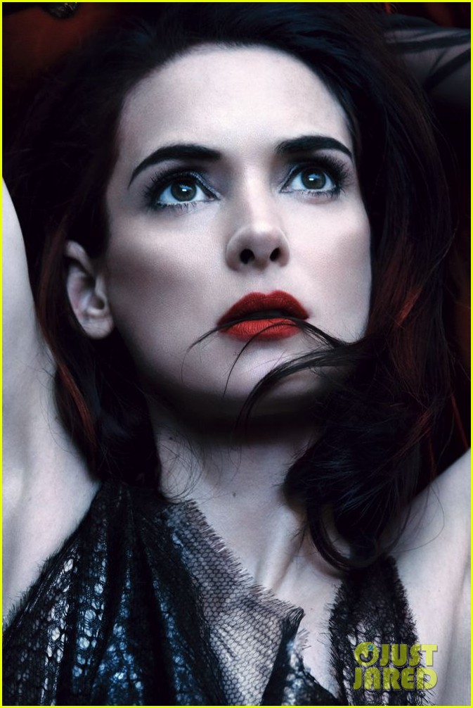 winona ryder covers interview magazine may 2013 032865818