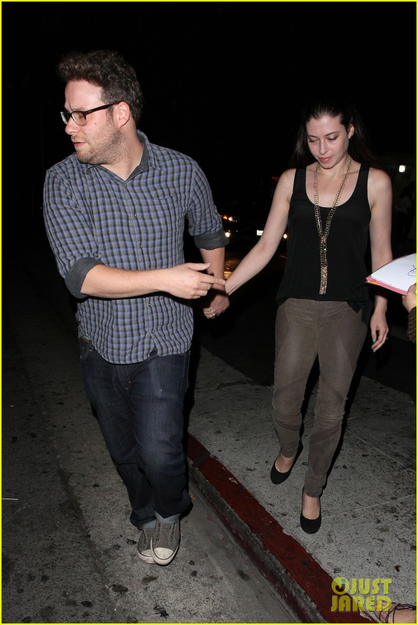 seth rogen dave franco townies wrap party 132878908