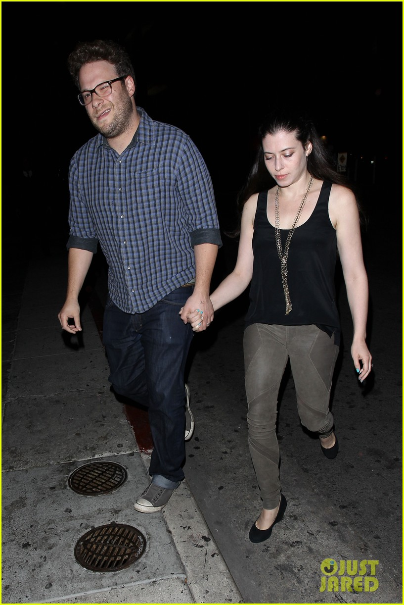 seth rogen dave franco townies wrap party 242878919