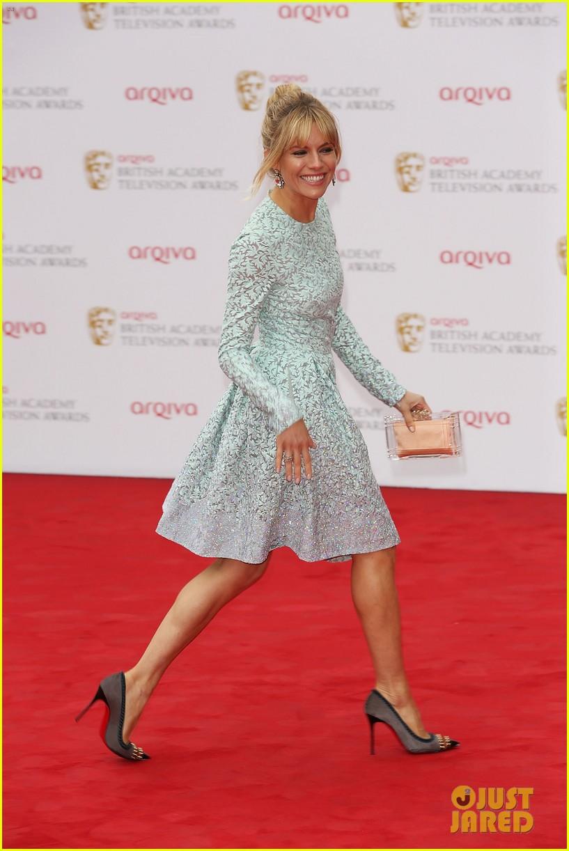 sienna miller british academy television awards 2013 05
