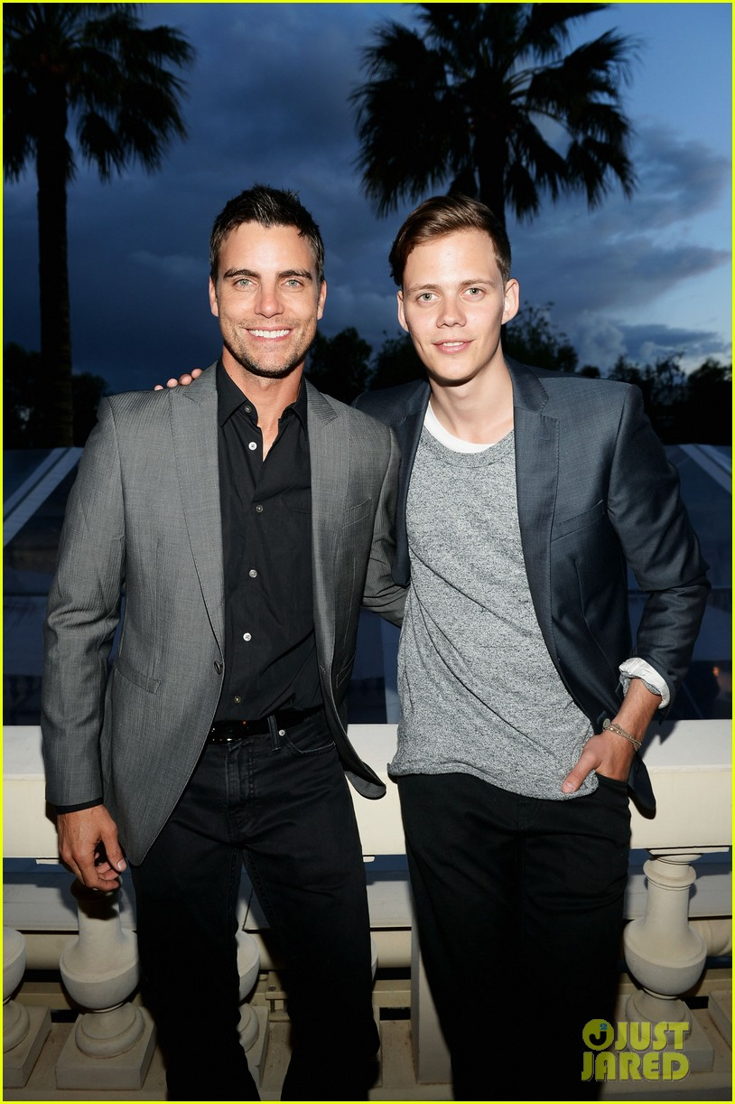 bill skarsgard colin egglesfield support rhinos at cannes 032873167