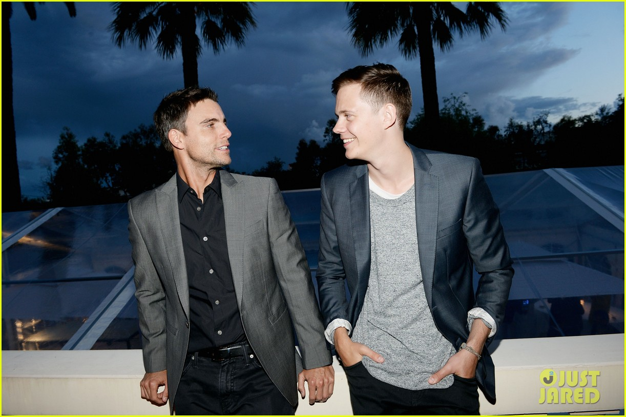 bill skarsgard colin egglesfield support rhinos at cannes 162873180