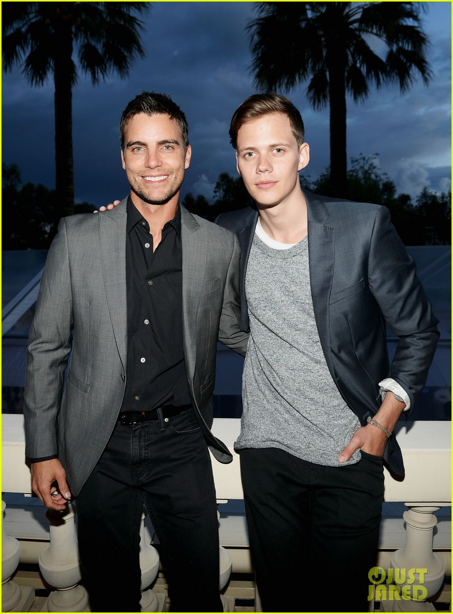 bill skarsgard colin egglesfield support rhinos at cannes 172873181