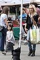 sarah michelle gellar farmers market rides with charlotte 10