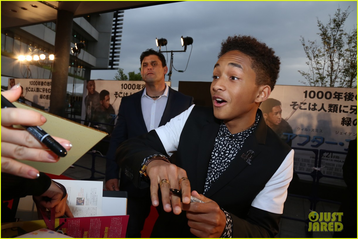 will jaden smith after earth japan premiere 04