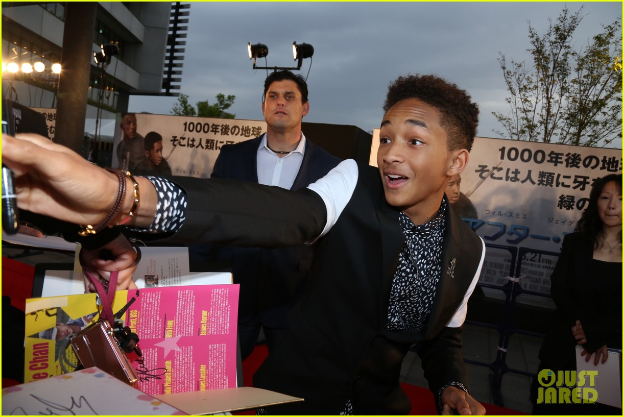 will jaden smith after earth japan premiere 072861745