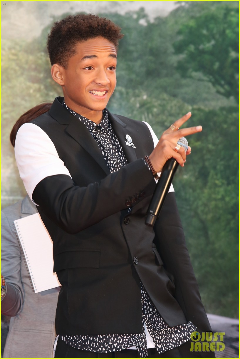 will jaden smith after earth japan premiere 102861748