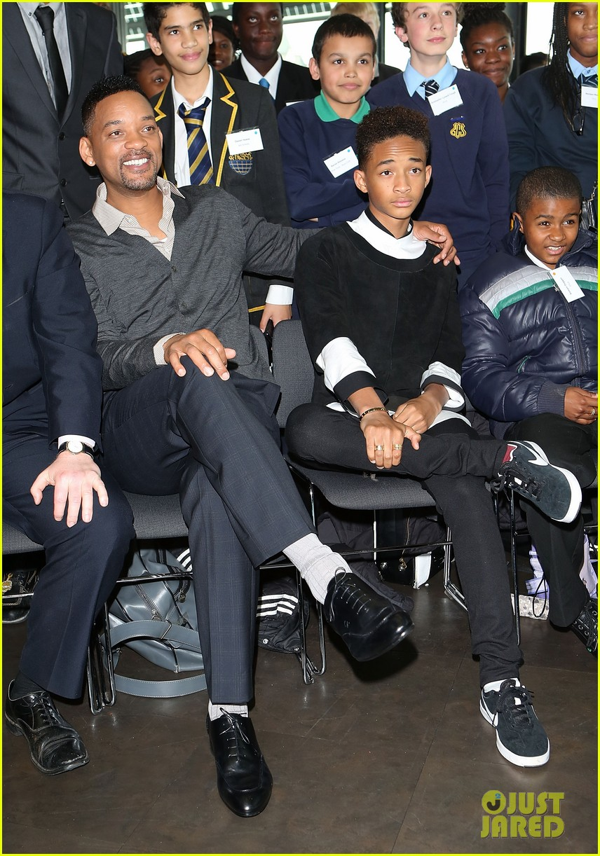 will smith cityhall celebration with jaden smith 042877465