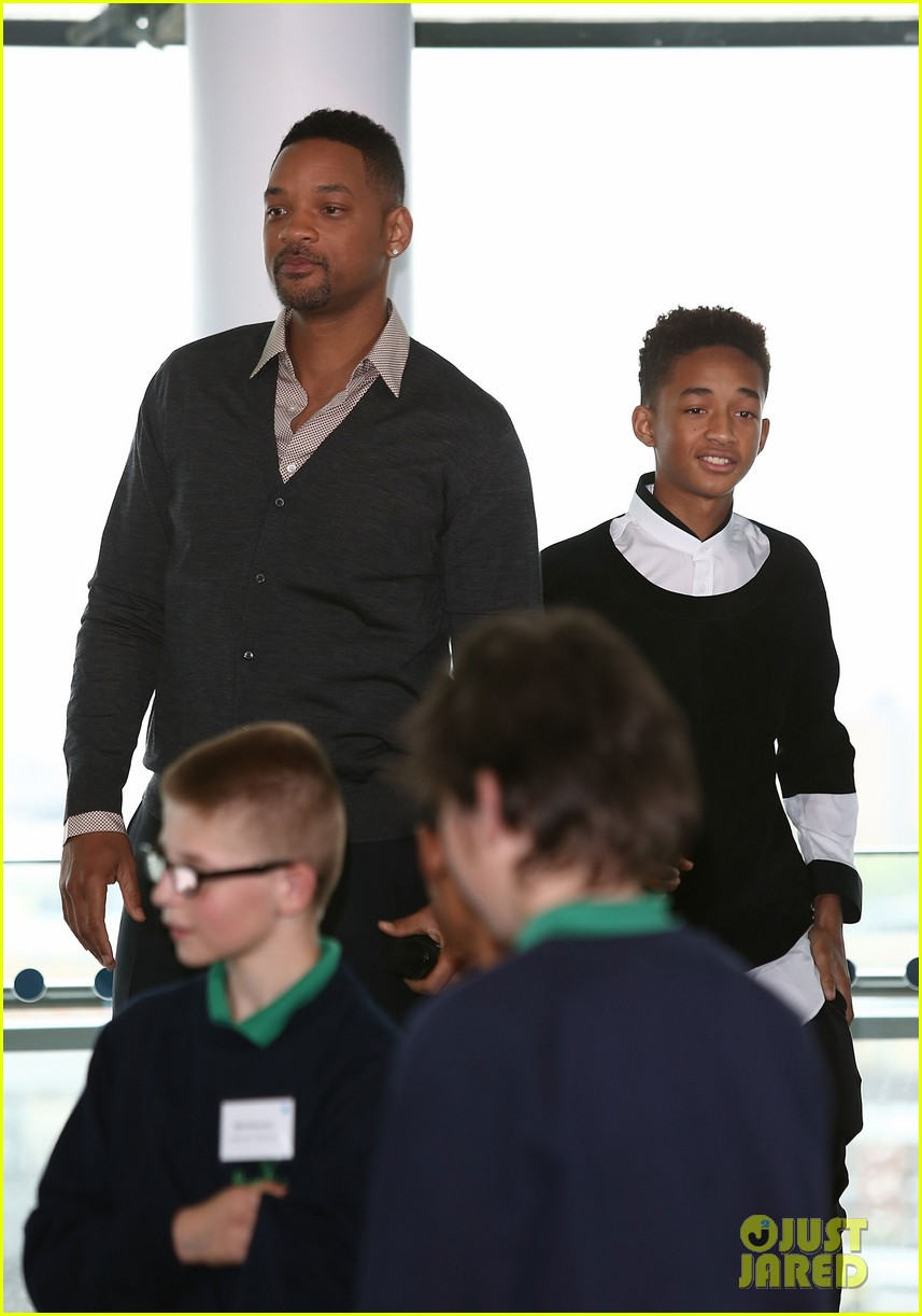 will smith cityhall celebration with jaden smith 062877467