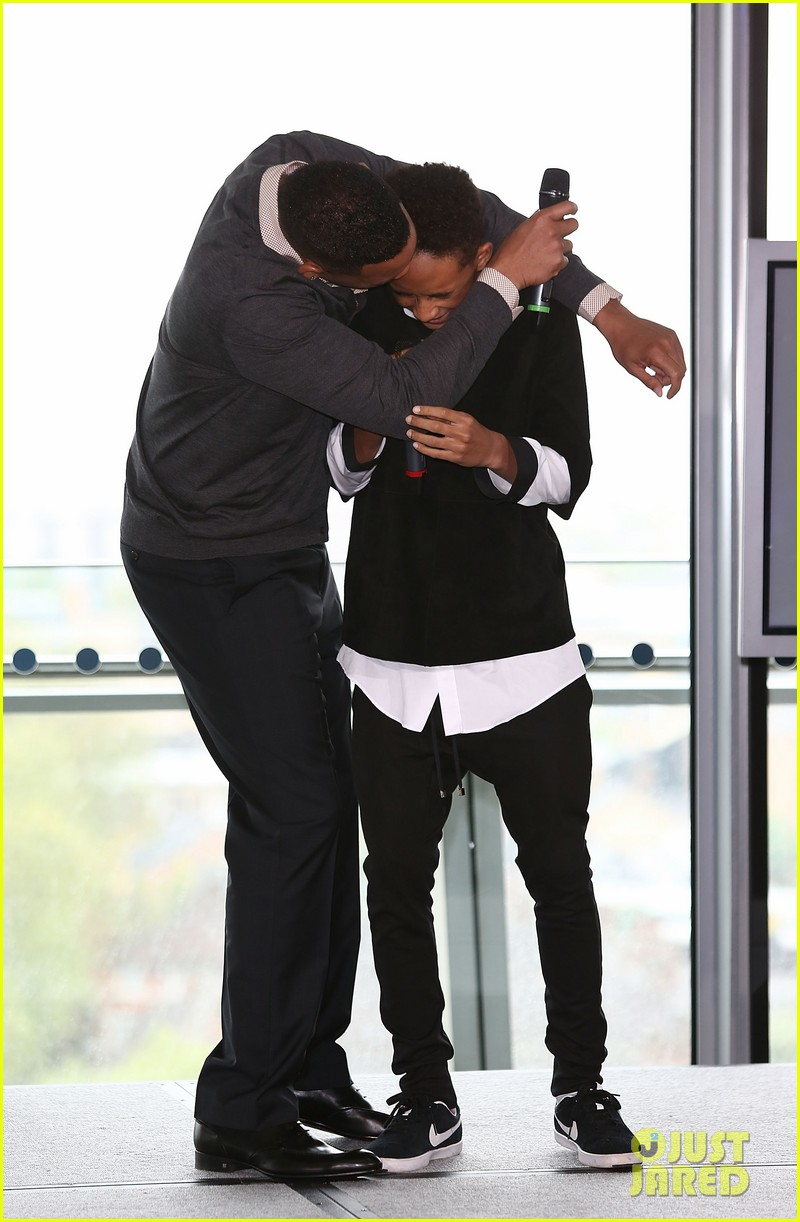 will smith cityhall celebration with jaden smith 08