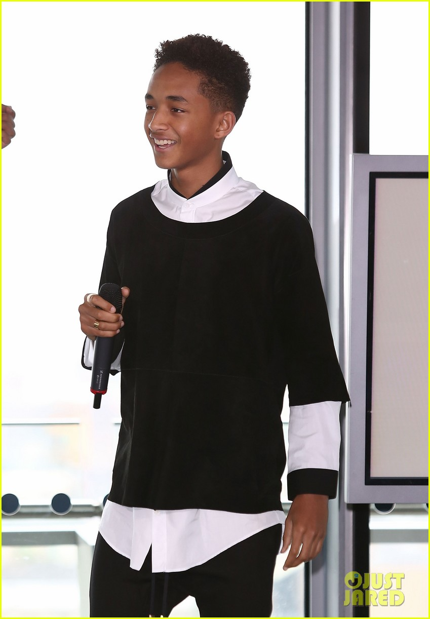 will smith cityhall celebration with jaden smith 122877473