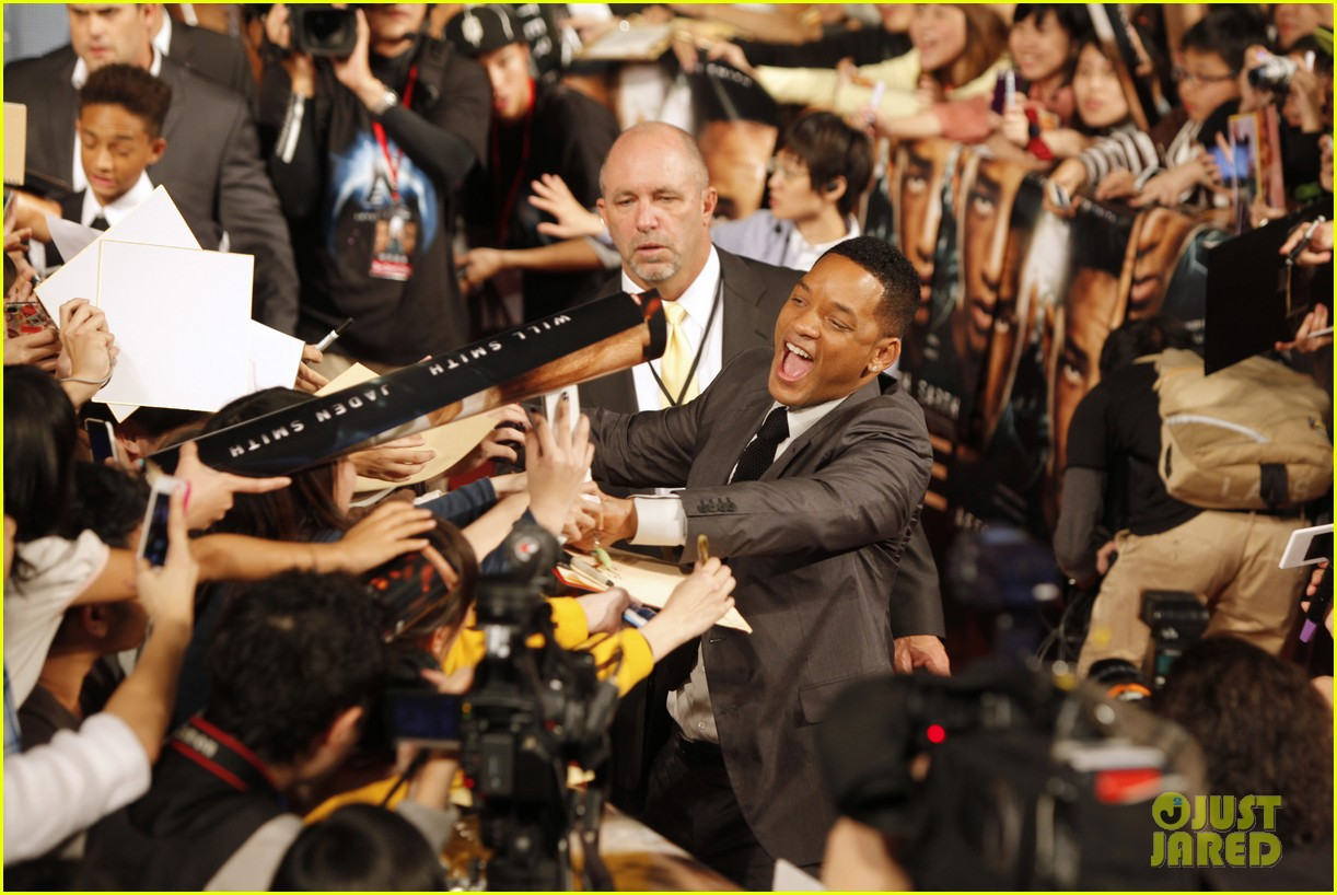 will jaden smith after earth in taipei 012862949
