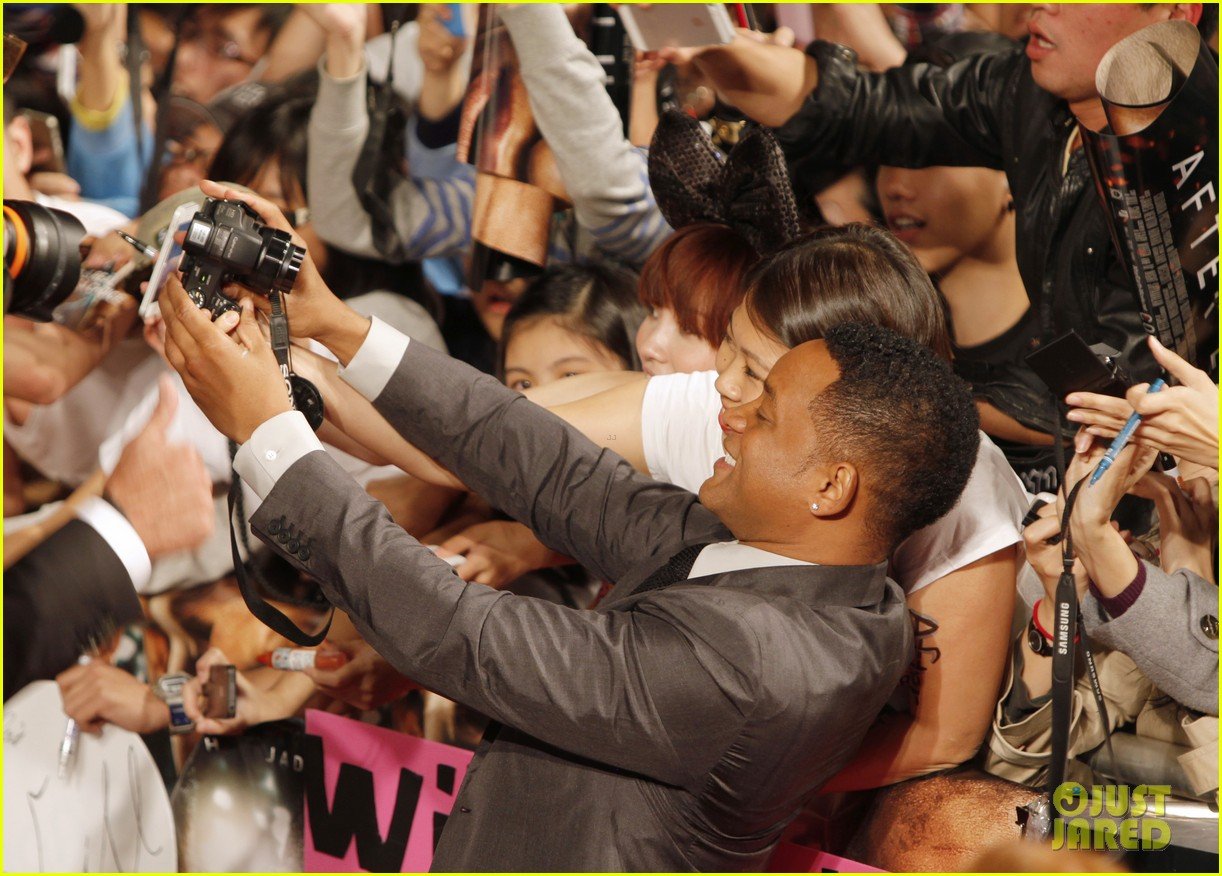 will jaden smith after earth in taipei 032862951