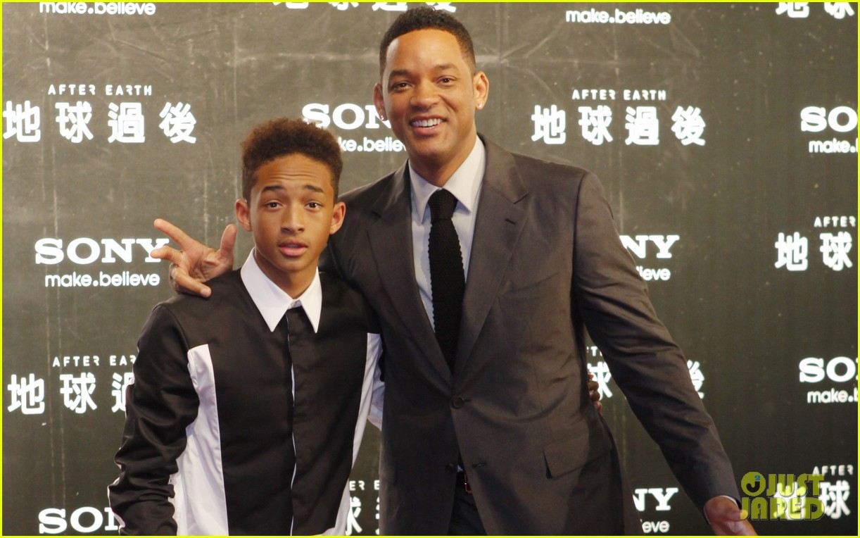 will jaden smith after earth in taipei 042862952