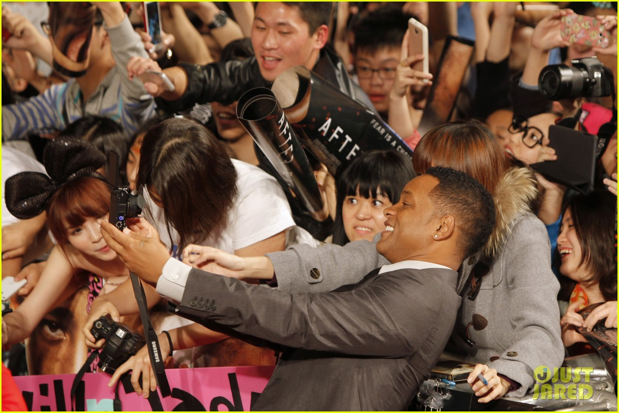 will jaden smith after earth in taipei 082862956