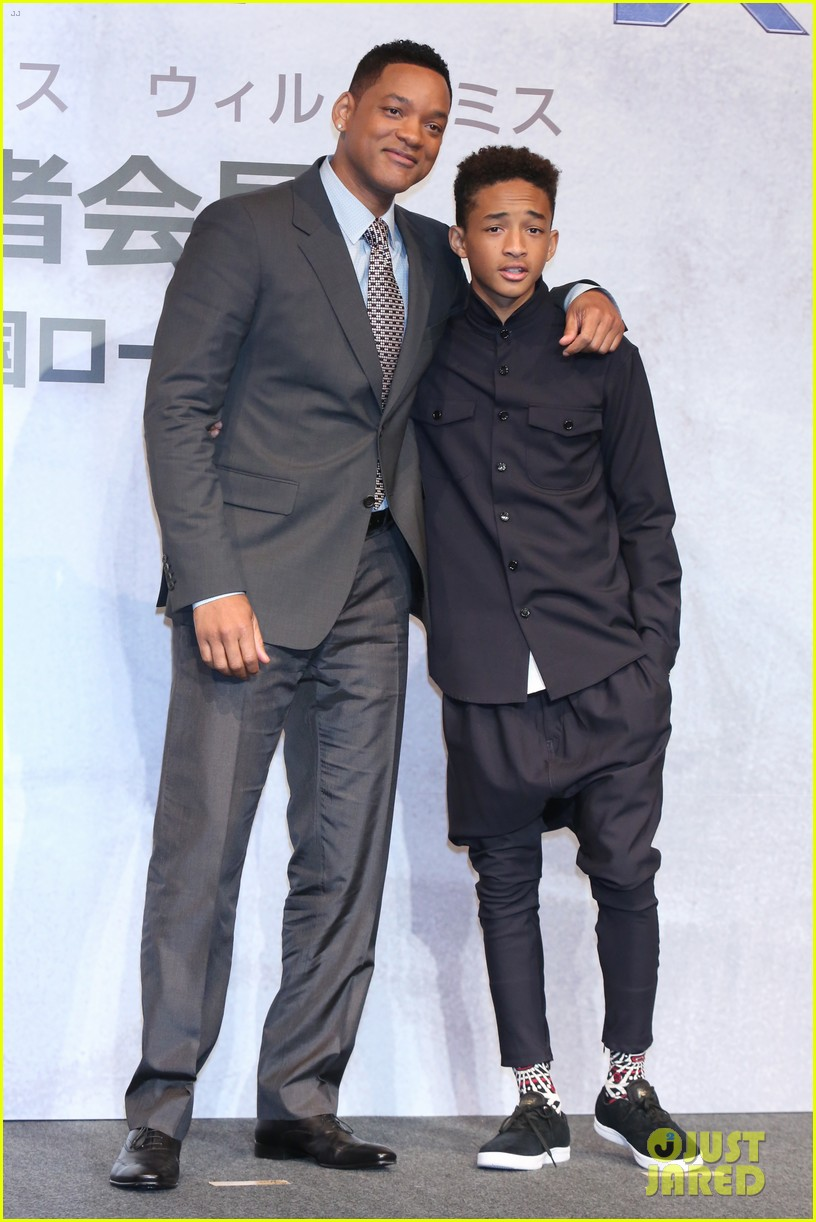 will jaden smith after earth tokyo press conference 012862288