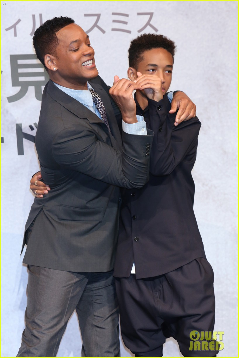 will jaden smith after earth tokyo press conference 032862290