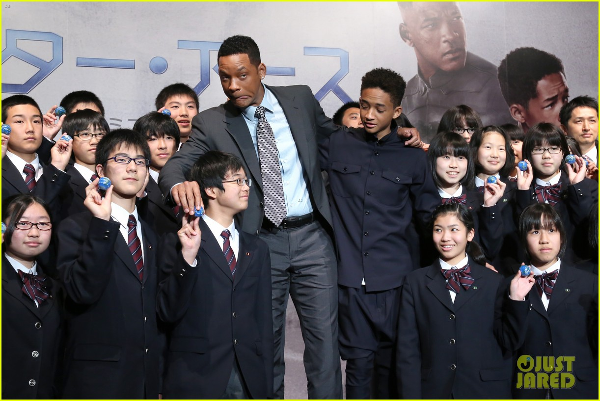 will jaden smith after earth tokyo press conference 042862291