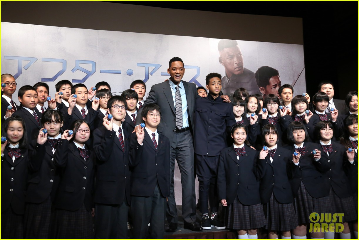 will jaden smith after earth tokyo press conference 062862293