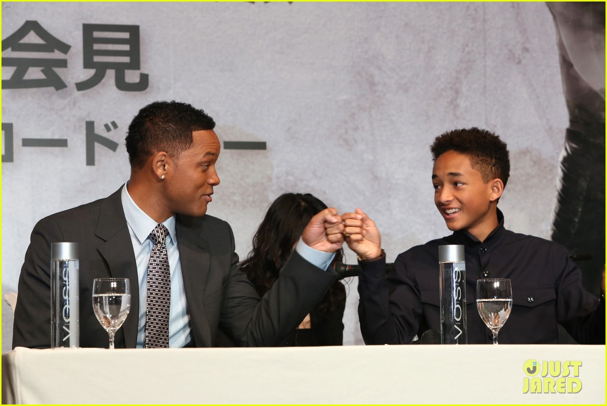 will jaden smith after earth tokyo press conference 10