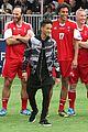 will jaden smith uefa champions festival duo 18