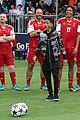 will jaden smith uefa champions festival duo 22