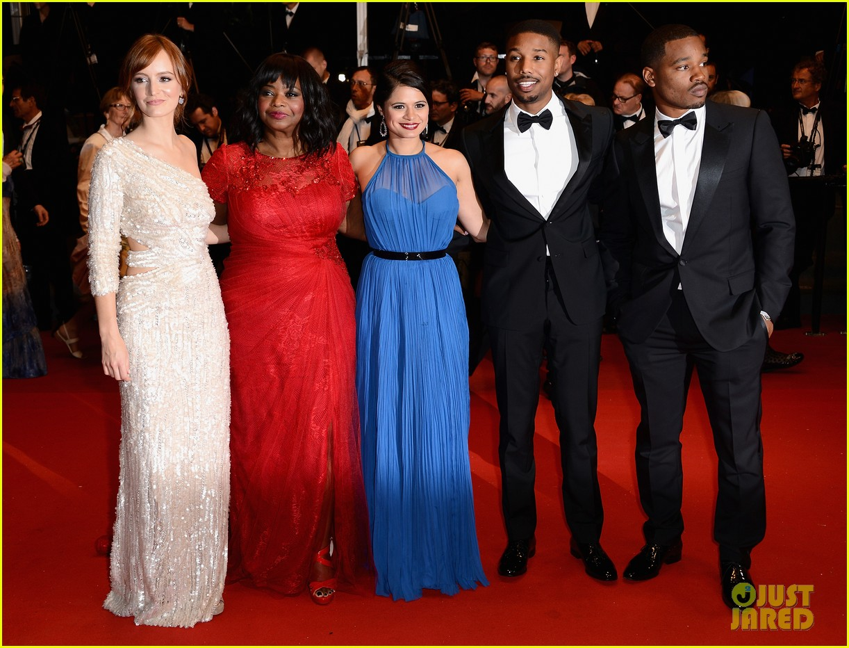 octavia spencer michael b jordan fruitvale station at cannes 012872223