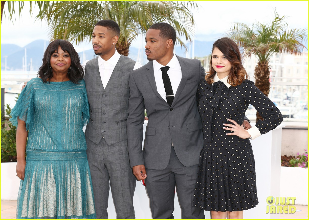 octavia spencer michael b jordan fruitvale station at cannes 172872239