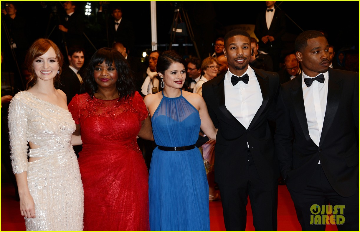 octavia spencer michael b jordan fruitvale station at cannes 312872253