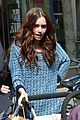 suki waterhouse lily collins film love rosie in dublin 02