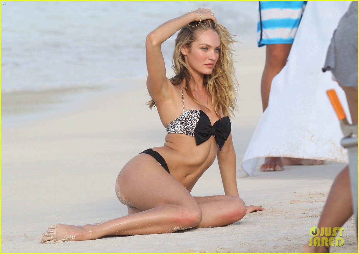 candice swanepoel in bikini photo shoot on the beach 042868721
