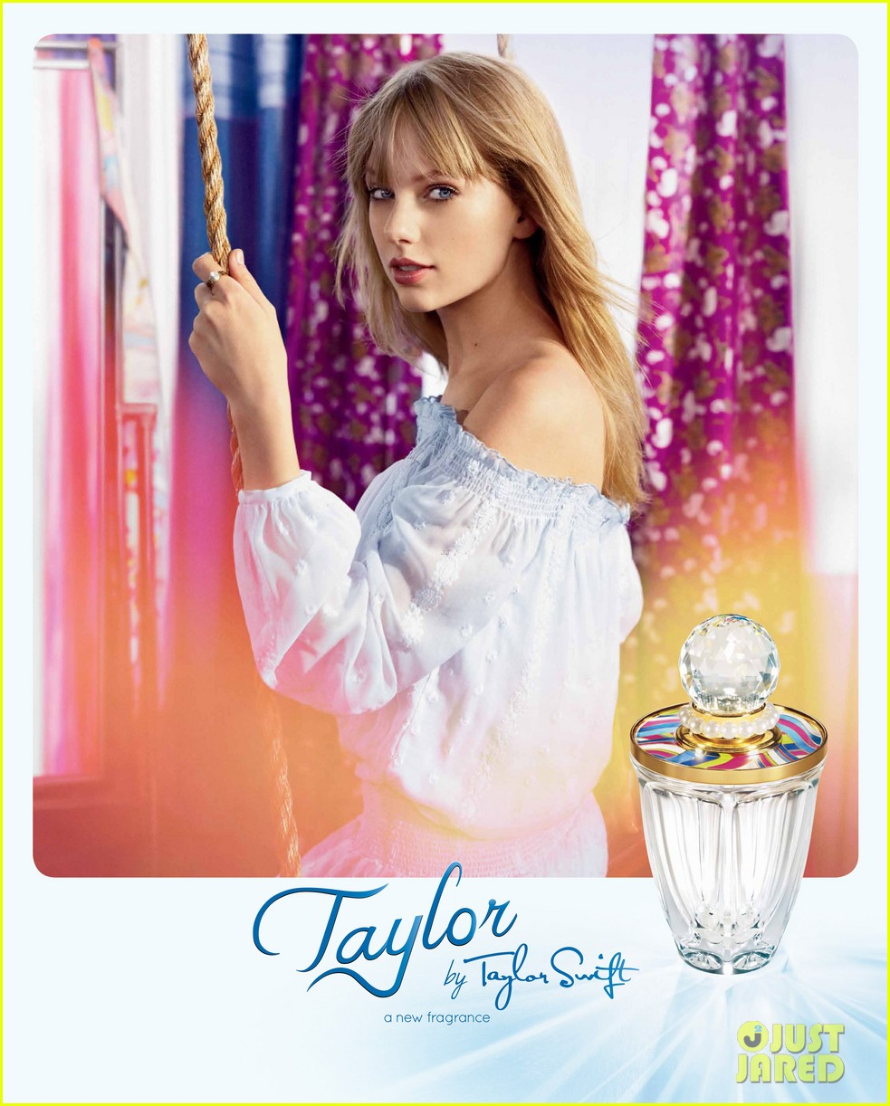 taylor swift new taylor perfume coming in june 012880116