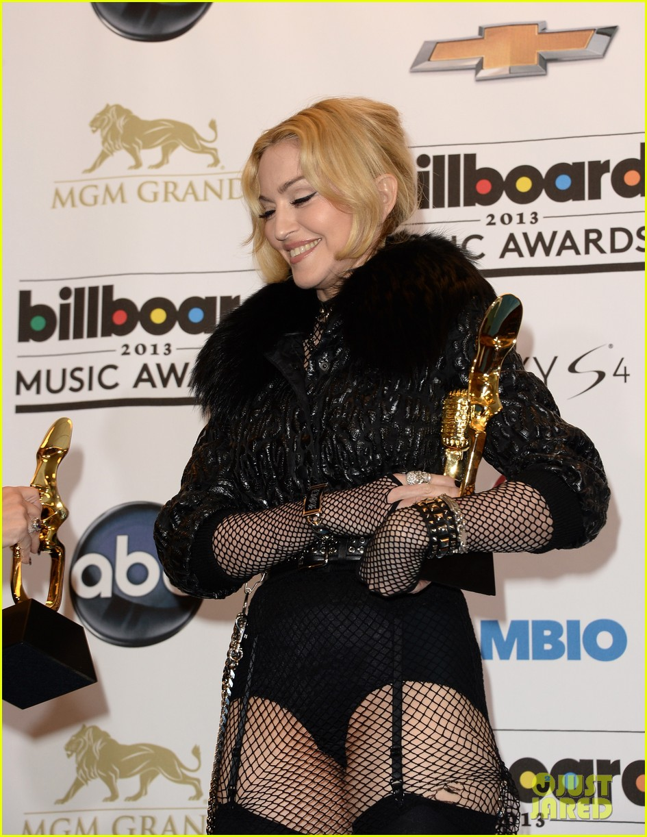 taylor swift madonna billboard music awards 2013 press room pics 112874346