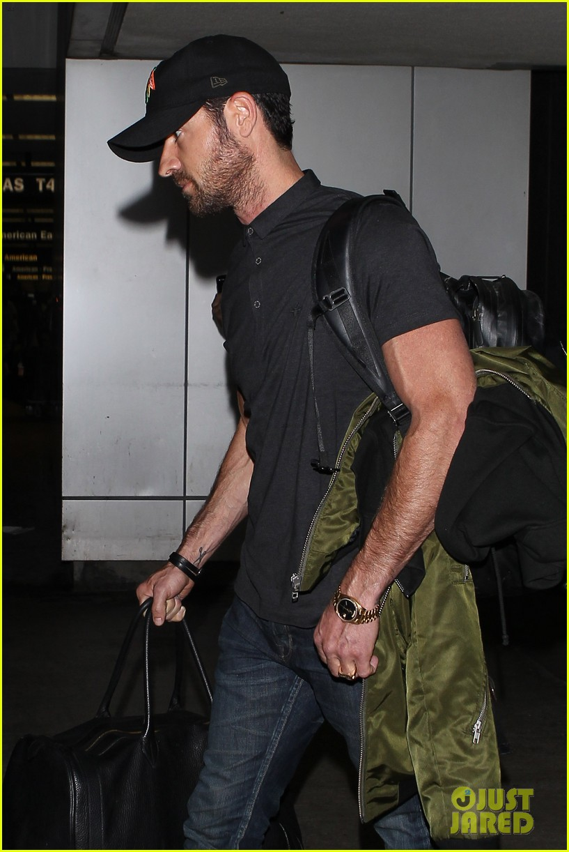 justin theroux from new york to lax 042874537