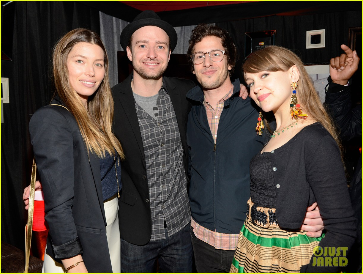 justin timberlake mastercard concert with jessica biel 042864606