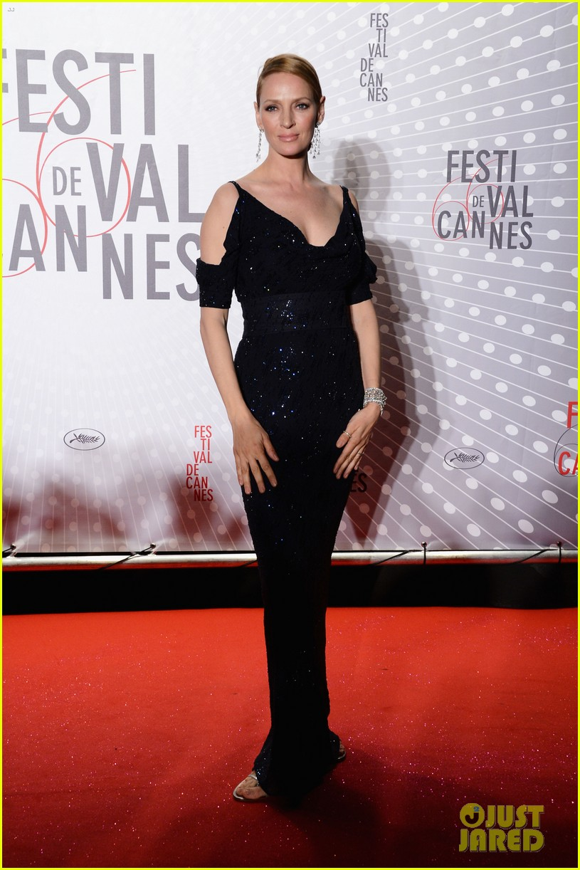 uma thurman palme d or winners dinner at cannes 242878663